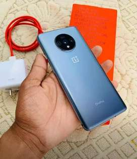 One plus 7T  is available with us in excellent condition (certified re
