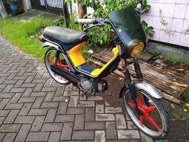 Motor langka PEUGEOT BHAMA 103 Spi 50cc