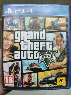 GTA 5, SHADOW OF MORDOR & SHADOW OF WAR, FAR CRY PRIMAL PS4 GAME