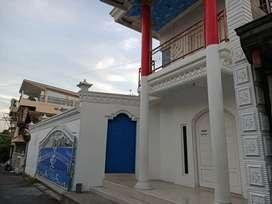 Rumah Mewah Lantai 3 Plus Kolam Renang Di Pusat Kota Jogja JL.Magelang