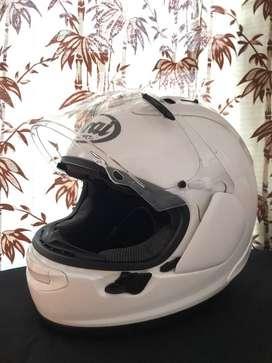 Arai rx7x white glossy original