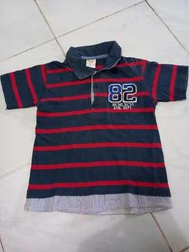 Kaos Anak LittleM Original