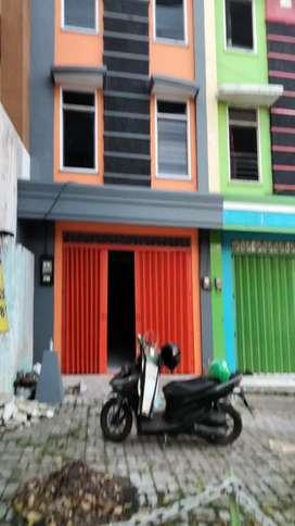 Dijual Ruko di Suhat, Malang kota, dekat kampus Brawijaya Malang