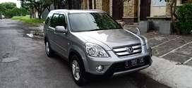 Honda CRV 2.400 CC Automatic Th 2005 Bisa Kredit DP 10jt