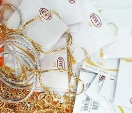 Terima emas dan berlian tanpa surat. Bisa COD