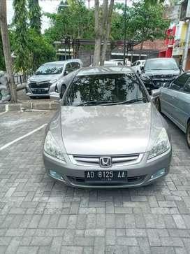 Accord VtiL CM5 PAJAK BARU AD Solo AUTOMATIC