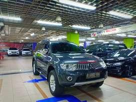 Mitsubishi Pajero sport exceed diesel AT 2011. KM record Mitsubishi