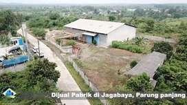 Pabrik Bata di JAGABAYA, Parung Panjang - Bogor