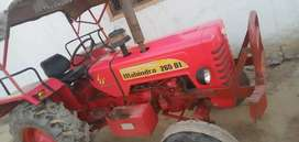 Nice condition trctor
