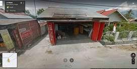 Rumah Toko Pinggir Jalan
