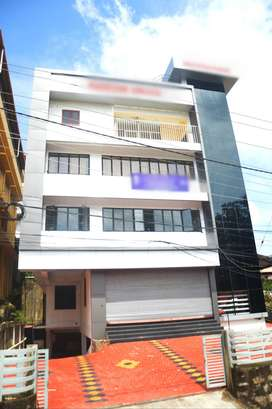 1000 to 5750 sqft Commercial space, at the heart of Kottayam town.