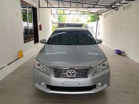 Camry 2014 V A/T Silver