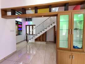 READY For SALE - G+1 House For Sale in Olavakode