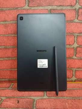 Samsung Tab S6 Lite 4/128 1 Bulan Pakai lengkap mulus istimewa