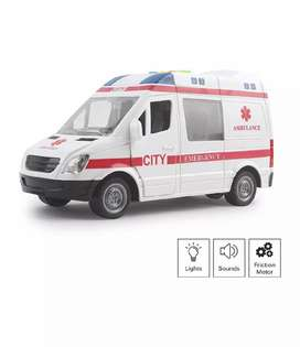 Toy Ambulance Van for Kids. FREE SHIPPING.