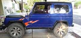 Katana type jeep
