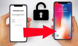 Unlock iPhone Any Carrier & iCloud