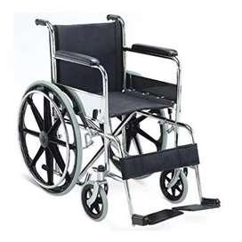 Wheelchair - stainless wheelchair