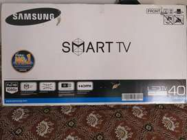 Samsung smart TV 40 inches price is little bit  negotiable