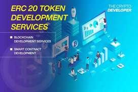 ERC 20 Token Development Services