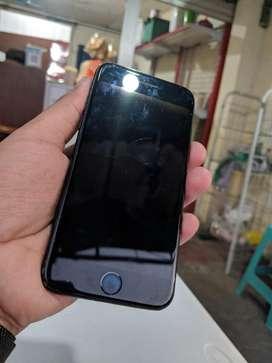 Iphone 7 jetblack 128gb seri Jp/a