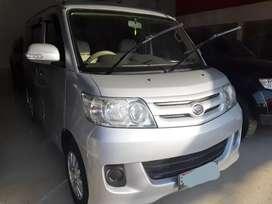 Daihatshu Luxio M MT 2013 Silver