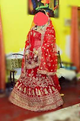 Lahenga for wedding purpose,one time use only