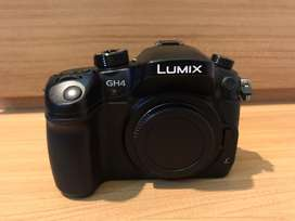 Panasonic Lumix GH4 Lensa 14mm