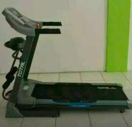 With alat pijat getar(Sports Treadmill 3 Fungsi) baru dan bergaransi