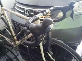 Shifter shimano 105 10sp kabel dalam