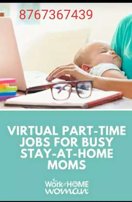 Best part time jobs available here hurry up