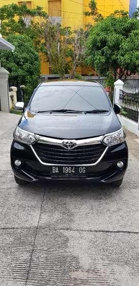 Toyota Avanza Type G Manual Tahun 2016
