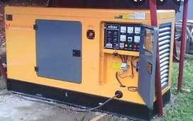 Lampu terima service mesin genset molen dan pembuatan ATS