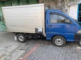 Jual Mobil Daihatsu Espass Box S91 Biru 2005 1.3