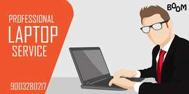 Laptop & Computer Services | OS Installation | Chip Level Service