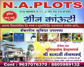 N A plot with Road, water, garden, light, garden, gazebo etc.