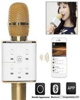 Wireless Microphone With Bluetooth Speaker For All Ios/Android SP