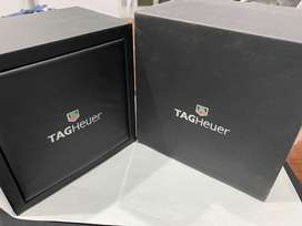 BEAUTIFUL TAG HEUER GENTS WATCH BOX,NEW