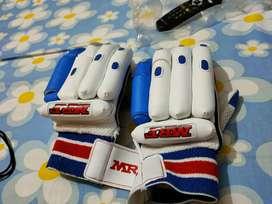 MRF batting Gloves RH