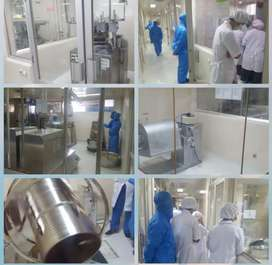 Take over pabrik Farmasi Surabaya