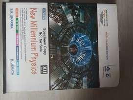 New Millennium Physics class 12th by s.k sharma