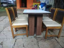 Hotel Table 4 and 16 chairs (set 4)
