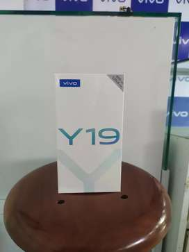 vivo y19 New Ram 6gb internal 128gb ||Bonus Lengkap