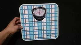 Timbangan Badan Weston kiloan KG berat badan bagus normal akurat