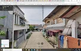 Disewakan rumah 2 kamar di belakang McD Cipayung dekat Kampung Artis