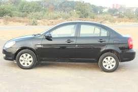 Hyundai Verna VGT CRDi SX, 2007, Diesel