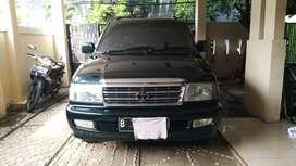 "Toyota kijang kapsul SGX efi""M/T 2002"