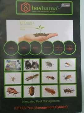 Pengendali Hama Pest Roden Control, Termite, Fumigasi dan Disinfektan