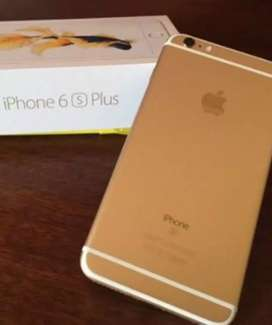Apple I phone 6s plus model is available with us in best price