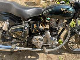 Less used old Bullet 350